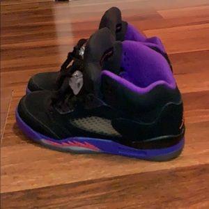 Jordan 5 Raptors